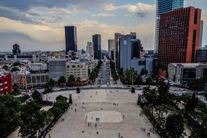 Backpacking Mexico - Mexico City
