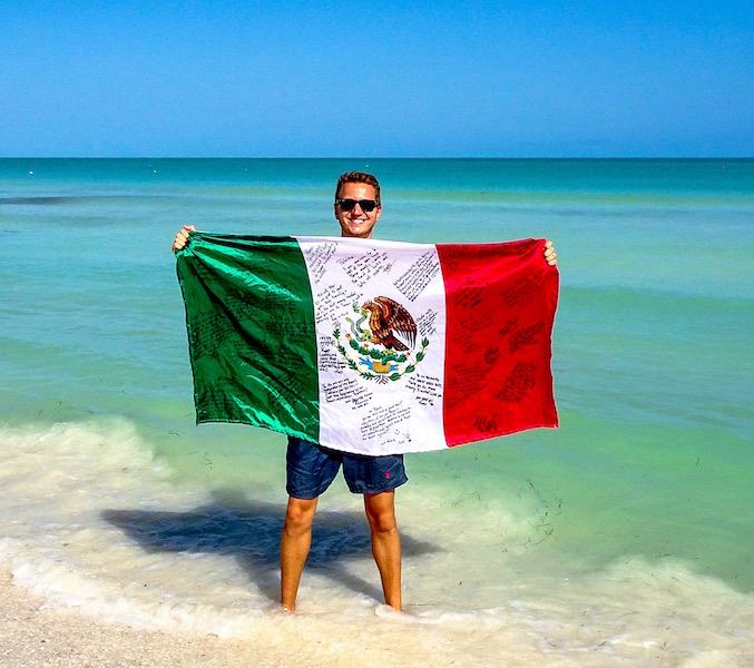 Backpacking Mexico - Isla Holbox