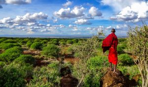 Guide for Backpacking Kenya