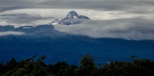 View on Mount Kenya