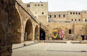 Old town of Akko