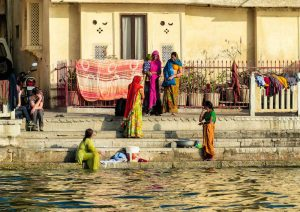 India backpacking itinerary with Udaipur