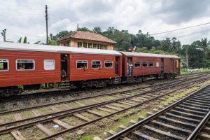 Sri Lanka Backpacking mit dem Zug
