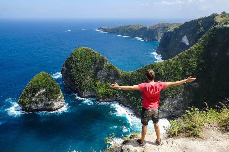 Nusa Penida bei Bali