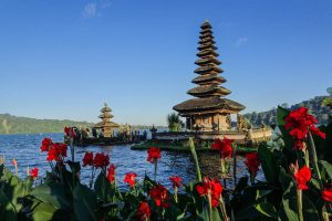 Temples in northern Bali