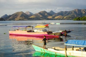 Backpacking around Komodo, Flores of Indonesia