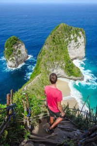 Highlight of Indonesia Backpacking - Nusa Penida