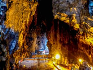 Visiting the Batu Caves