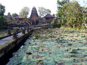 Temples around Ubud