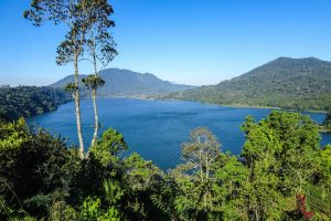 Backpacking Bali to the northern lakes
