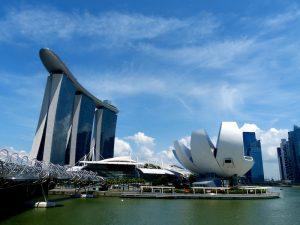 Sehenswürdigkeiten Singapur - Marina Bay