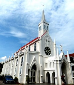 Colonial church
