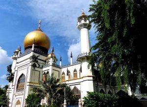 Verschiedene Kulturen in Singapur - Visum für Singapur