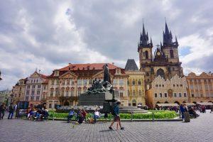 Sehenswürdigkeiten am Prager Altstadtring