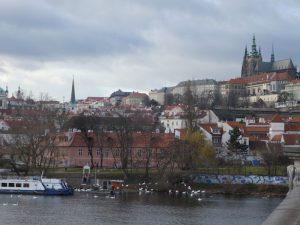 Eine Prag Sehenswürdigkeit ist die St. Vitus Kathedrale