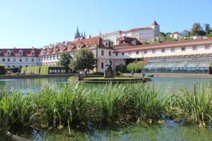 Prag Sehenswürdigkeiten - der Wallenstein Palast