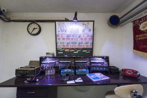 Im Bunker im Jalta Hotel, als alternative Sehenswürdigkeit in Prag