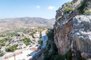 View of Episkopi Village Paphos with Agrotourism Cyprus