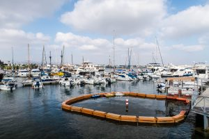 Harbour of Paphos Cyprus