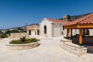 Church in Steni village, Paphos