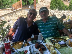 Lunch at Steni village with Agroutourism Cyprus