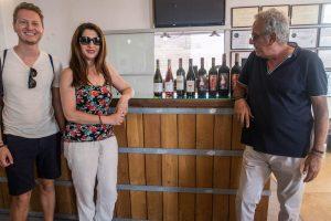 Zypern Sehenswürdigkeiten - das Vasilikos Weingut