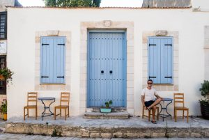 Kathikas Paphos Dorf Zypern