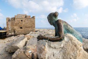 Sehenswürdigkeiten in Paphos Zypern - die Burg