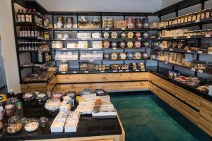 Süßigkeiten Laden in Zypern