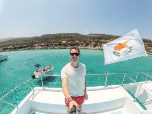 Blaue Lagune als Zypern Sehenswürdigkeit