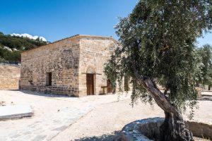 Kirche außerhalb von Steni in Paphos