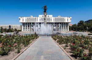 Sehenswürdigkeiten in Bischkek in Kirgistan