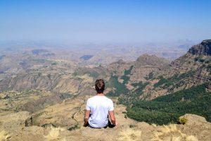Äthiopien reisen in die Simien Mountains