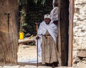Kultur einer Äthiopien Reise