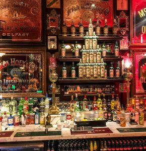 In den sehenswerten Belfast Pubs