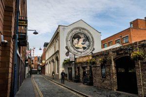 Bemalte Wände sind die große Attraktion in Belfast