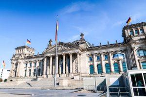 Schönes Gebäude in Berlin