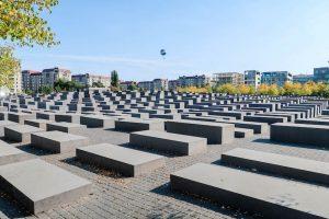 Memorial Steine in Berlin