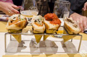 Die leckere Küche Roms