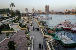 Sehenswert in Kairo ist der Nil