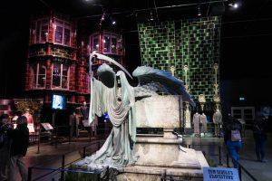 Zaubereiministerium in den Harry Potter Studios London