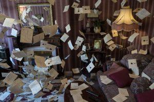 Das Haus der Dursleys im Potter Museum