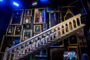 In Hogwarts in den Harry potter London Studios