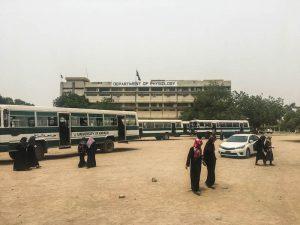 Campus of University of Karachi