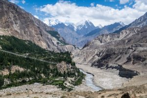 IESS summer school reviews and experiences - mountains in northern Pakistan