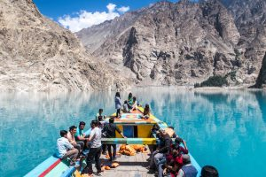Trip of IESS summer school in northern Pakistan