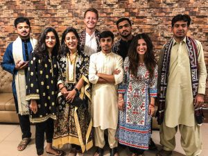 Eid Celebrations with IESS summer school Pakistan