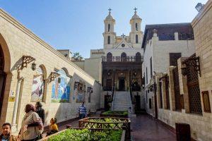 Das koptische Viertel als Sehenswürdigkeit in Kairo