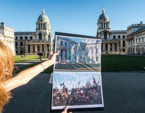 Film sets in Greenwich