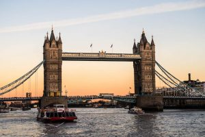 Tower Bridge Sonnenuntergang London